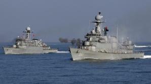 Incident naval între cele două Corei: s-au tras focuri de avertizare