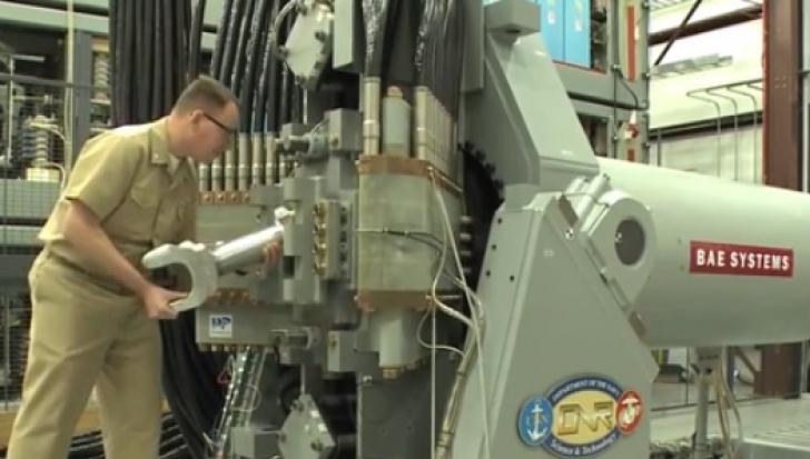 Armata americană testează o armă revoluționară