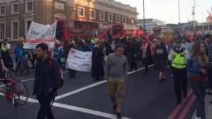 Protest după Brexit