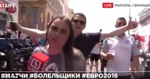Reportera Rusia