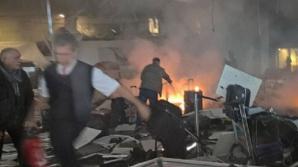 EXPLOZII şi focuri de armă pe Aeroportul ATATURK, din Istanbul