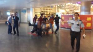 Atentat terorist aeroportul Istanbul