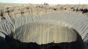 Crater Siberia