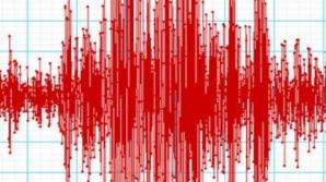 Cutremur în Vrancea, azi-noapte