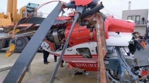 Elicopter SMURD prăbuşit. O tragedie, trei ipoteze: combustibilul, diluat? / Foto: Arhiva