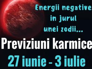 Previziuni karmice 27 iunie – 3 iulie 2016 – o săptămână a emoţiilor