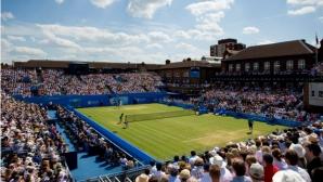 Finala turneului ATP de la Queen's se va disputa între Murray și Raonic