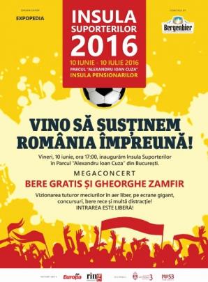 Pune-ți echipamentul de suporter și vino să susținem împreună România!