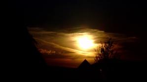 SÂNZIENE. În noaptea de SÂNZIENE se deschid cerurile