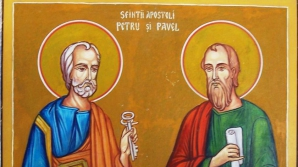 Sărbătoare Mare mâine. Sf. Petru şi Pavel. Ce nu ai voie să facă în această zi
