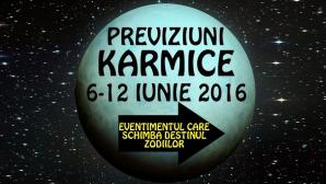 Previziuni karmice 6-12 iunie 2016. O zodie îşi schimbă viaţa pentru următorii 10 ani