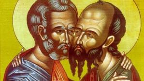 Sf Petru si Pavel 2016. Traditii si obiceiuri
