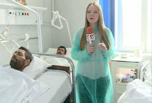 """DONATORI DE VIAŢĂ. Medicii de la """"Marius Nasta"""" donează sânge pentru a-şi salva pacienţii"""