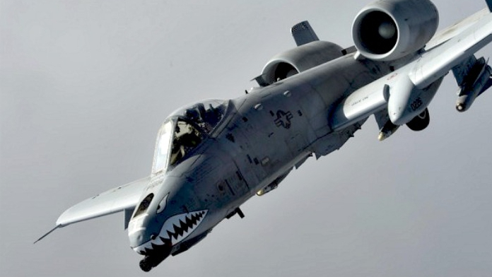 Avion militar IRAK