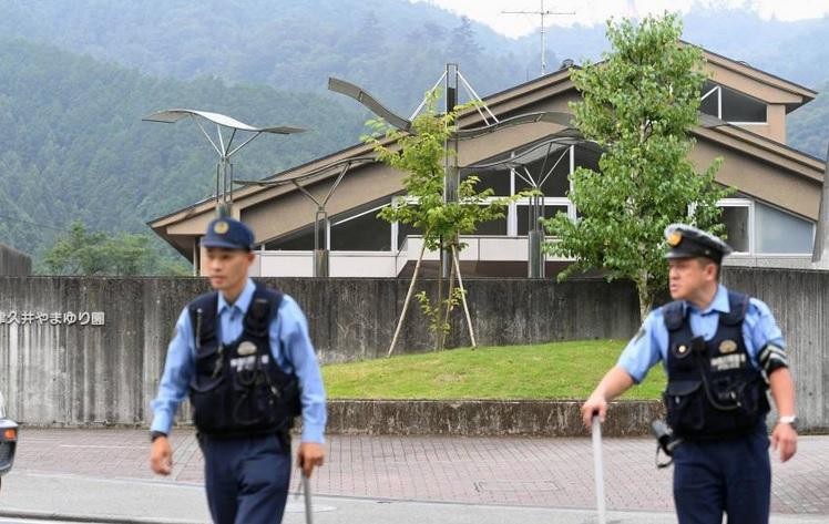 Atac cu arma alba in Tokyo