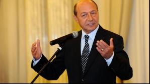 Băsescu: SRI trebuie pus zdravăn sub control, iar pentru DNA trebuie legea răspunderii magistraţilor