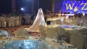 Cea mai tristă nuntă! Nu a venit NICIUN oaspete, din 300 de invitați! Motivul, fabulos!