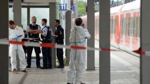 """Atac Munchen. Mărturii cutremurătoare: """"Oamenii au tâșnit afară când s-au auzit împușcăturile"""""""