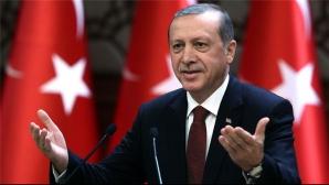 Erdogan anunţă că va renunţa la acţiunile în justiţie împotriva persoanelor acuzate ca l-au insultat