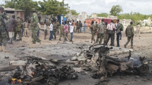 Somalia: Cel puțin 13 persoane ucise într-un dublu atentat sinucigaş