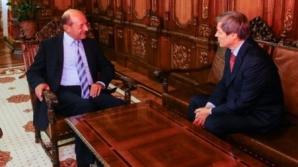 Băsescu: Cioloş este un om onest, care face tot ce poate, dar care ratează în fiecare zi