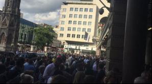 Londra, stație de metrou a fost evacuată