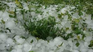 ALERTĂ METEO. Cod GALBEN de furtuni, grindină şi vijelii periculoase. Dezastru în ţară