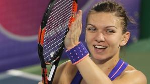 Simona Halep și Monica Niculescu s-au calificat în semifinalele probei de dublu la Montreal