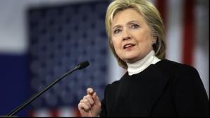 Hillary Clinton a acceptat oficial nominalizarea din partea Partidului Democrat pentru prezidenţiale