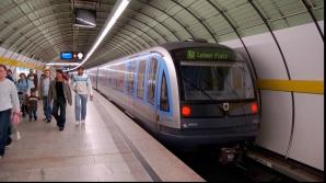 Transportul în comun a fost reluat la Munchen, în cursul nopții de vineri spre sâmbătă