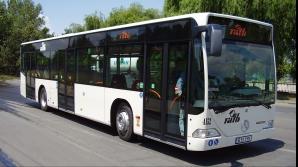 RATB modifică mai multe trasee în weekend şi desfiinţează o staţie de autobuze