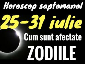 Horoscop săptămânal 25-31 iulie. Apar câştiguri pentru Lei