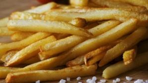 Cum să faci cartofi prăjiţi sănătoşi, fără ulei! E simplu!