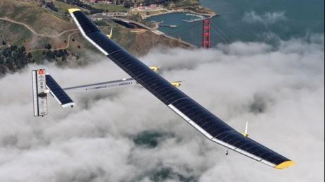 Ultima calatorie pentru Solar Impulse 2, avionul alimentat exclusiv cu energie solara