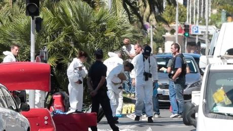 Alerte in serie la Nisa. Aeroportul, evacuat. Genistii au aruncat in aer un pachet suspect