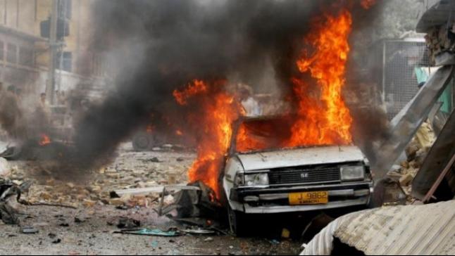 Explozie la Ambasada Chinei: un mort, mai mulți răniți / Foto: Arhiva