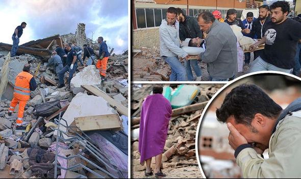 Cutremur devastator în Italia. Un oraş, distrus complet. Cel puţin 14 persoane au murit