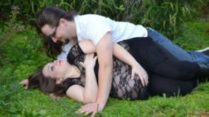 Cele mai penibile fotografii cu gravide. S-au făcut de râs