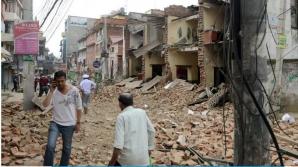Un cutremur cu magnitudine de 6,8 pe Richter a zguduit statul Myanmar