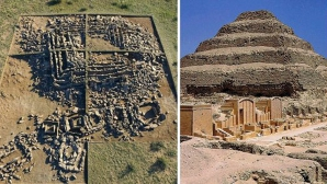 Piramida veche de 3.000 de ani