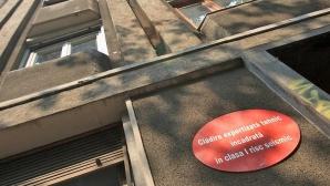 Lista tuturor clădirilor cu BULINĂ ROŞIE din Bucureşti