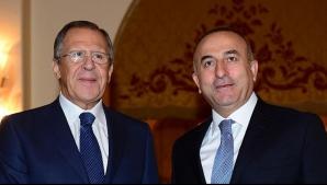 Lavrov și Cavusoglu
