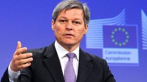 Cioloș: Lucrăm la crearea unui fond de garantare pentru investiții la Chișinău