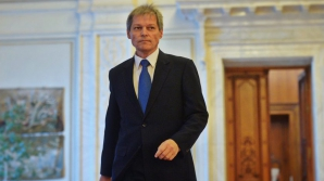 Premierul Dacian Cioloş s-a deplasat azi în Italia, pentru a discuta cu romanii răniti la cutremur