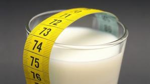 Tot ce trebuie să ştii despre dieta cu LAPTE: slăbeşti 6 kg în 9 zile
