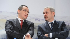Dragnea: Nu cred că, după alegeri, Ponta trebuie să rămână doar deputat şi atât