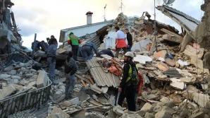 Cutremur Italia. Bilanţul cetăţenilor români dispăruţi, revizuit