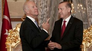 Biden și Erdogan