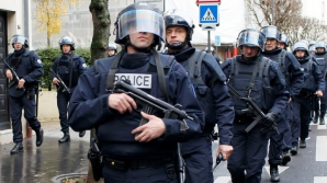 Atac cu BOMBĂ lângă un sediu al poliţiei din Bruxelles