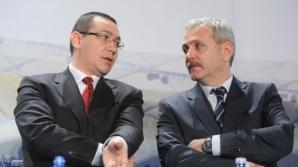 Ponta îl vrea pe Liviu Dragnea premier